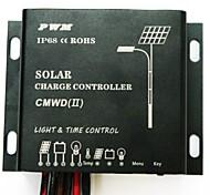 Serie cmwd-10a di via solare regolatore di carica luce