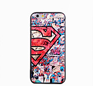 Pattern Frame Back Cover for iPhone 6s 6 Plus