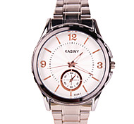 Men's Genuine Steel Strip Watch