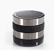 Portable Bluetooth V3.0  Super Bass Speaker / TF MP3 / AUX / Handsfree