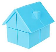 Yongjun® Cubo velocidad suave 2*2*2 Nivel profesional Cubos Mágicos Azul / Rosa / Amarillo ABS