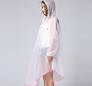 The New Battery Car Motorcycle Raincoat Poncho Single Person Ms. Creative Fashion Raincoat