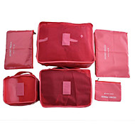 Clothing Pouch Bag Packing Clothes Bra Socks Storage Box