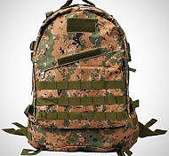 25 L Backpack Waterproof Army Green Oxford