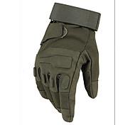 halcón negro guantes tácticos para hombre conducción deportiva guantes de moto, guantes de combate de las fuerzas especiales