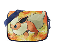 Pokemon canvas bag Single shoulder anime bag