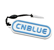 C.N.Blue LOGO Mark Phone Dust Plug