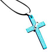 collar corto collar de cruz de la biblia