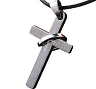 Pendant - Cross Ring