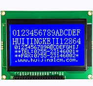 12864 LCD Dot Matrix LCD Module 12864 Without Character Crystal Technology LCD12864TXA