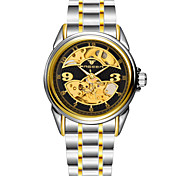 FNGEEN Men's Mechanical Watches Automatic Mechanical Watch Gold Watch Men's Business