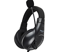 SALAR A566 Headphones (Headband)For Media Player/Tablet / Mobile Phone / ComputerWith Microphone / DJ / Volume Control