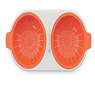 1 Creative Kitchen Gadget Plástico Utensílios de Ovo