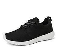 Single Breathable Mesh Sports Shoes Men Casual Couple Running Shoes