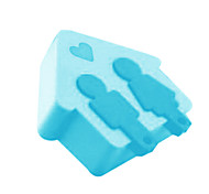 Blue Love Cabin Light Control With a Key Chain Dual-use Warm Aisle LED Nightlight