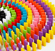 120 Pieces Of 12 Color Domino