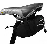 Outdoor Cycling Mountain Bike Bicycle Saddle Bag Back Seat Tail Pouch Package  1PC
