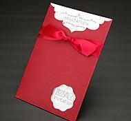 Party-Einladungen 1 Stück / Set Einladungskarten Personalisiert Hülle & Taschenformat