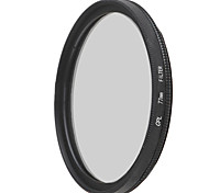 lentes de filtro polarizador circular EMOBLITZ 77mm CPL