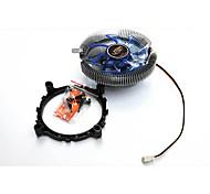 38cfm cpu ventilador de refrigeração para o desktop 12,6 * 12,6 * 6.6