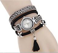 Woman Tassels Pendant Wrist Watch