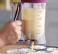 Measuring Cup Batter Dispenser Dispenser Funnel Batter  Dispenser Cup