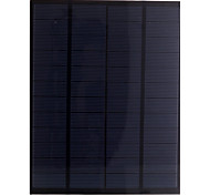 5.5W 12V PET Laminated Polycrystalline Silicon Solar Panel Solar Cell for DIY (SW5512)