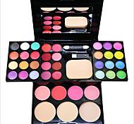 39 sombras de ojos colores de maquillaje desnuda belleza de larga duración comestic