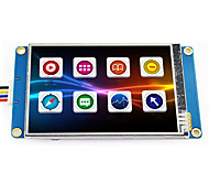 3.5 Inch USART Screen HMI Smart Serial Screen With Character LCD Screen Module To Send USB To TTL Line