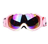 высокое качество детские профессиональные двухслойные анти противотуманные линзы лыжные очки