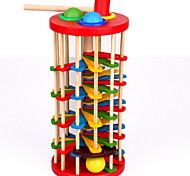 Color On Table Rolling Ball Ladder Baby