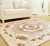Las alfombras de área-Rústico-Como la imagen-Poliéster