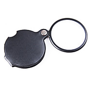6x Pocket Eye Loupe Spiegel Magnifier Magnifying Glass