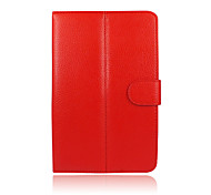 Universal PU Leather Stand Case Cover For 8 inch Android Tablet Cases For Samsung Apple iPad
