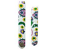 Smart Strap Bracelet Colorful Printing Silicone Bracelet For Fitbit Alta(31)