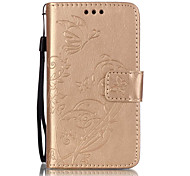 Embossed Card Can Be A Variety Of Colors Cell Phone Holster For Sony Z3MINI