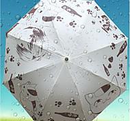 Il libro di Natsume di amici di sole tre pieghevole ombrello ombrellone insegnante animazione intorno