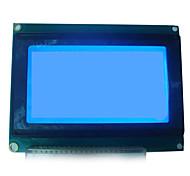 LCD12864 LCD Screen 93*70 Graphics Dot Matrix LCD Blue Film Optional 3.3V/5V