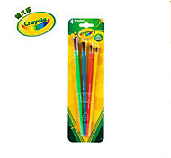 Painted Children Music / Crayola Children'S Painting Brush 4 Set Brush Brush Painting Tools
