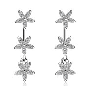 Women's Fashion After-hanging Star Long Section Earring