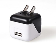 1 USB Port Multi Ports Home Charger Charger Only For Cellphone / For iPhone