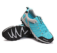 Gray/Blue/Brown Wearproof Rubber Running Shoes for Men