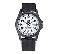 Woman' s Calendar Quartz Watch