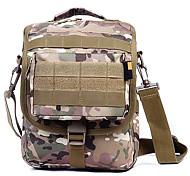 10 L Bolsa de hombro Impermeable Verde Militar Nilón
