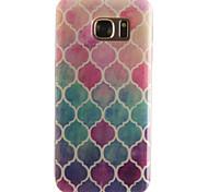 TPU + IMD Flake Pattern Soft Phone Case for Galaxy S7Edge/S7/S6Edge/S6/S5/S5 MINI/S4/S4 MINI/S3/S3MINI