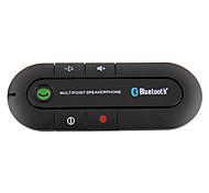 coche Universal Negro Bluetooth Coche Kit