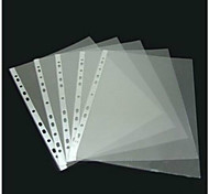 11Pages File Protection Film Folders & Filling
