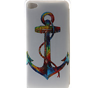 TPU + IMD Material Colored Sea Anchor Pattern Phone Case for Lenovo A536/K3 Note/P70/S90