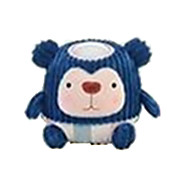 Blue Monkey Pat Lamp NightLight Battery Infant Sleep NightLight