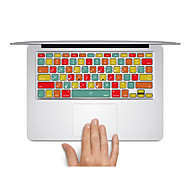 "Keyboard Decal Laptop Sticker Imgic for MacBook Air 13"" MacBook Pro Retina 13'/15"" MacBook Pro 15"" MacBook Pro 17"